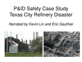 P&ID Safety Case Study Texas City Refinery Disaster