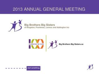 2013 ANNUAL GENERAL MEETING
