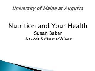 University of Maine at Augusta