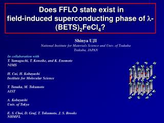 Does FFLO state exist in  field-induced superconducting phase of  l -(BETS) 2 FeCl 4 ?