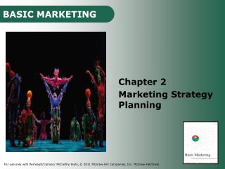Chapter 2 Marketing Strategy Planning