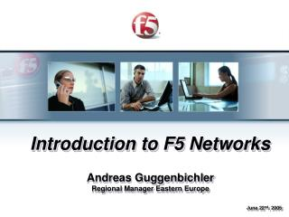 Introduction to F5 Networks
