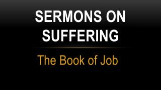 sermons on suffering