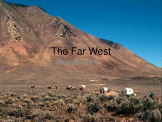 The Far West