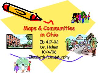Maps & Communities in Ohio