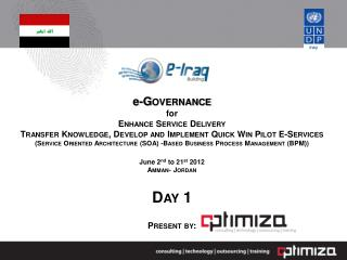 e -Governance for  Enhance Service Delivery