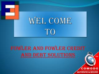 Good Credit History Repair at Fowlerandfowler.net