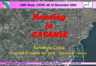 Bonding in CATANIA
