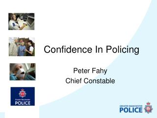 Confidence In Policing