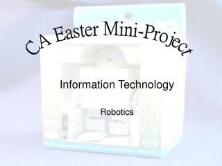 Information Technology Robotics