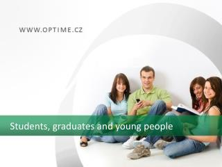 Students ,  graduates and young people