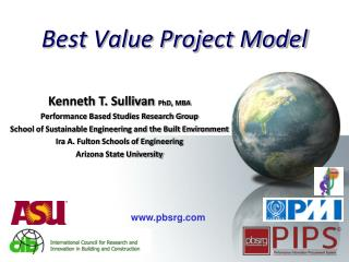 Best Value Project Model