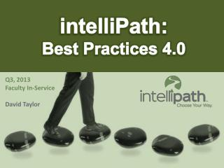 intelliPath: Best Practices 4.0