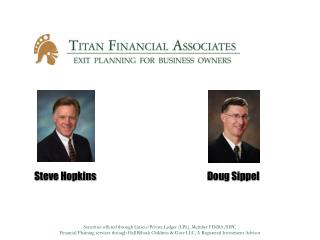 Securities offered through Linsco/Private Ledger (LPL), Member FINRA/SIPC