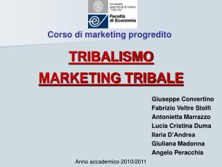 Corso di marketing progredito