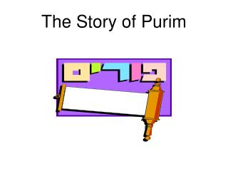 The Story of Purim