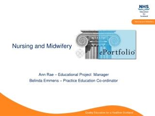 Portfolios Development and KSF