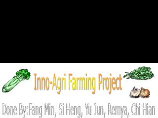 Inno-Agri Farming Project
