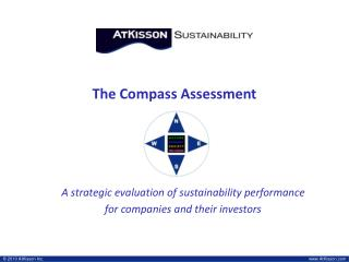 The Compass Assessment