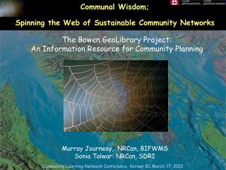Communal Wisdom;