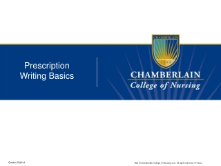 E-Prescribing for Dummies