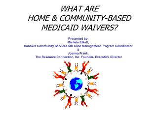 WHAT ARE  HOME & COMMUNITY-BASED MEDICAID WAIVERS?