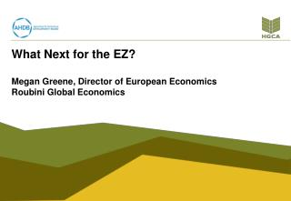 What Next for the EZ?