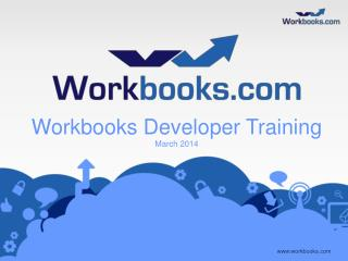 Workbooks API and the Process Engine