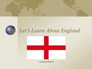 Let's Learn About England