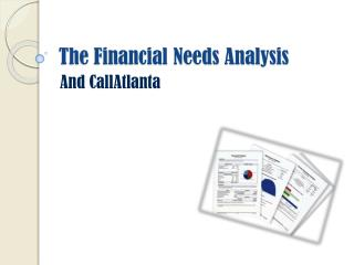 The Financial Needs Analysis