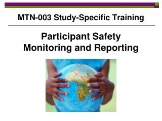 MTN-003 Study-Specific Training