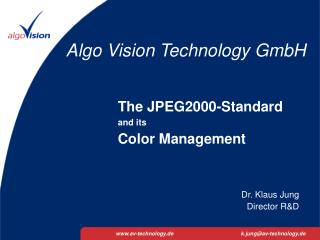 Algo Vision Technology GmbH