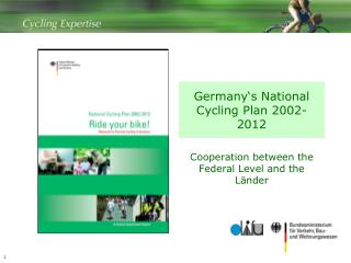 Germany's National Cycling Plan 2002-2012