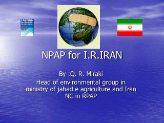 NPAP for I.R.IRAN