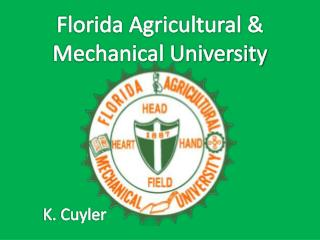 Florida Agricultural & Mechanical University