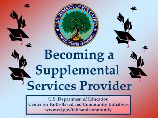 U.S. Department of Education Center for Faith-Based and Community Initiatives