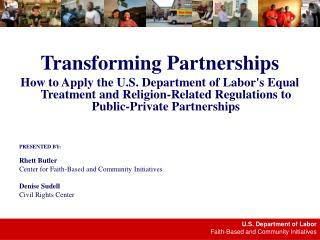 Transforming Partnerships