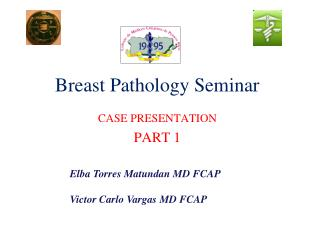 Breast Pathology Seminar