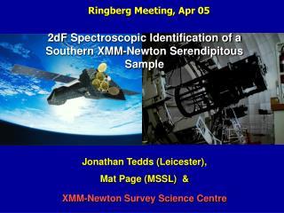 Ringberg Meeting, Apr 05