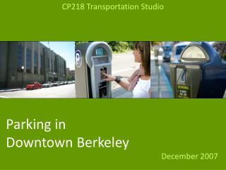 CP218 Transportation Studio