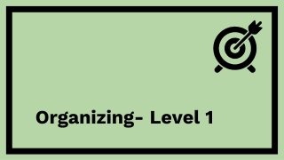 Organizing  For  New Teacher Success