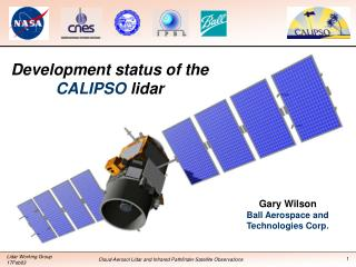 Development status of the  CALIPSO  lidar