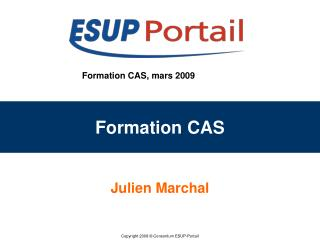 Formation CAS