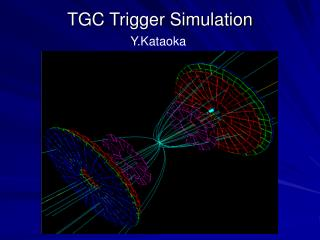 TGC Trigger Simulation