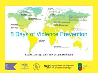 5 Days of Violence Prevention