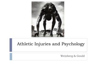 Athletic Injuries and Psychology