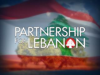 Partnership for Lebanon