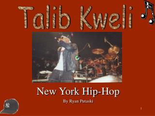 New York Hip-Hop By Ryan Putaski