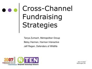 Cross-Channel Fundraising Strategies