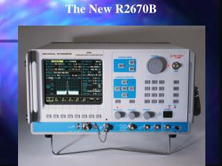 The New R2670B